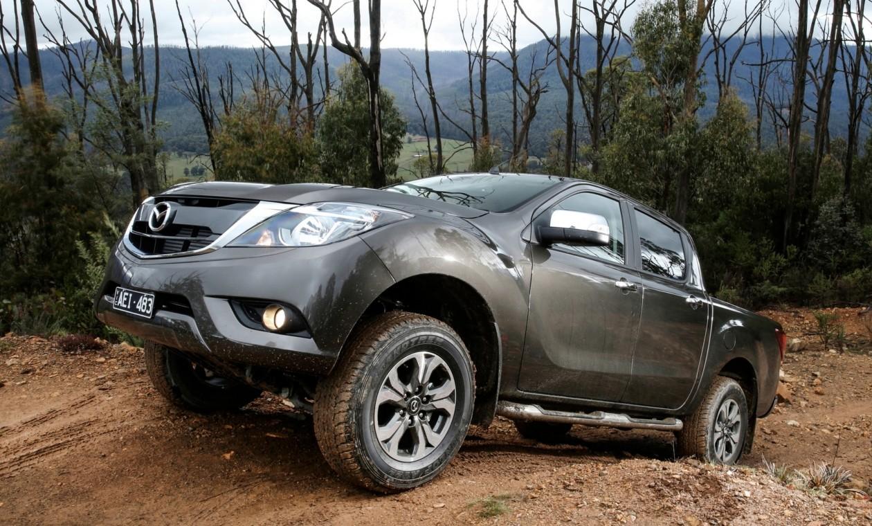 11ИюлНовый глобальный пикап Mazda построят на базе модели Isuzu