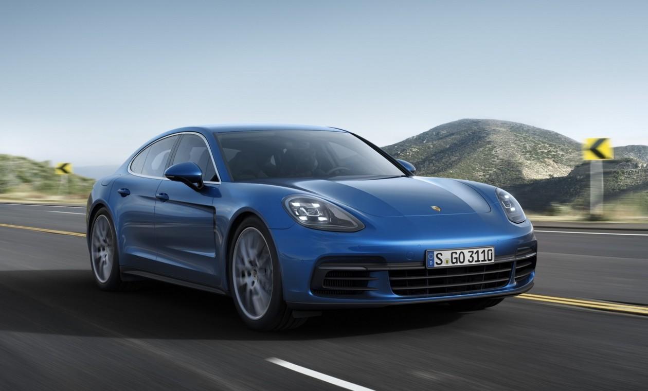 20ИюлУ Porsche Panamera будет растянутая версия