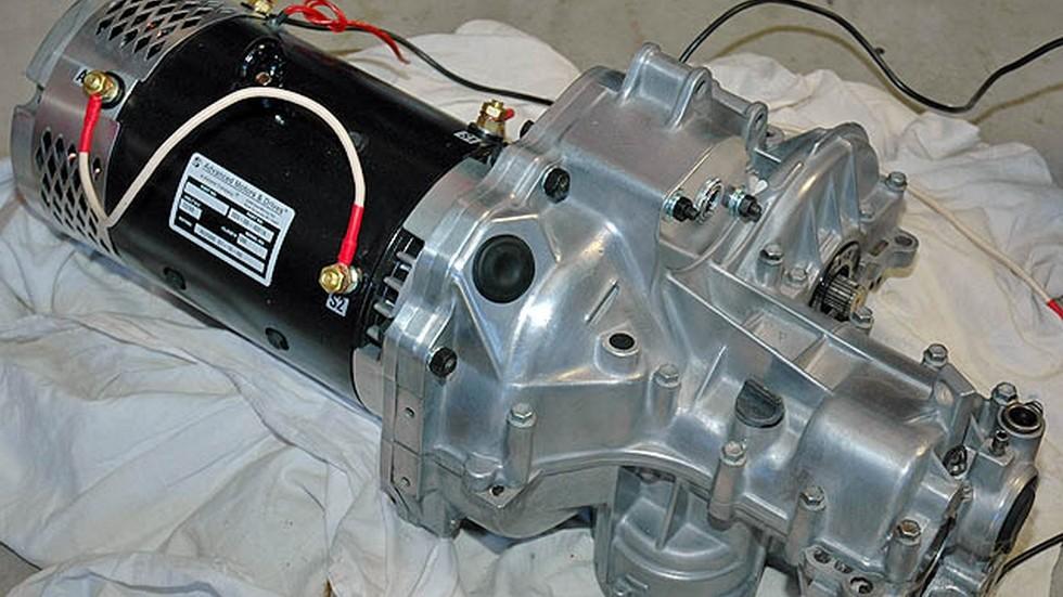 Электродвигатель для машин своими руками