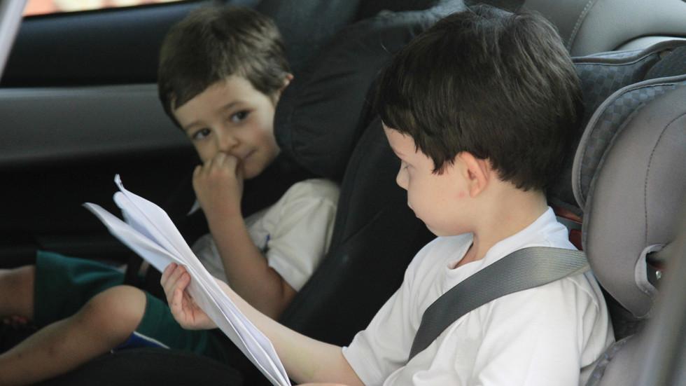В РФ снизилось количество ДТП сдетьми-пассажирами