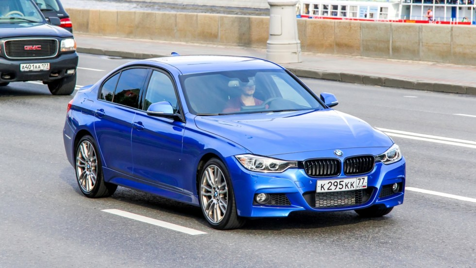 BMW F30 3-series