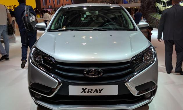 Лада Xray с1,8-литровым агрегатом получила МКПП
