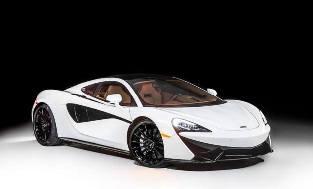 Компания Мак Ларен представила особый «повседневный» суперкар 570GT byMSO Concept
