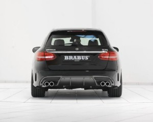 Mercedes-Benz C-Class ������� ����� �� Brabus