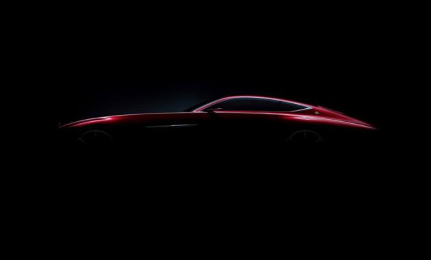 Размещено первое изображение Maybach купе