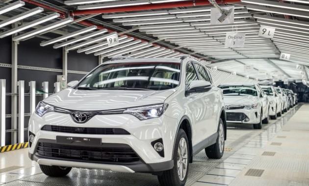 Картинки по запросу Toyota RAV4 производство санкт-петербург