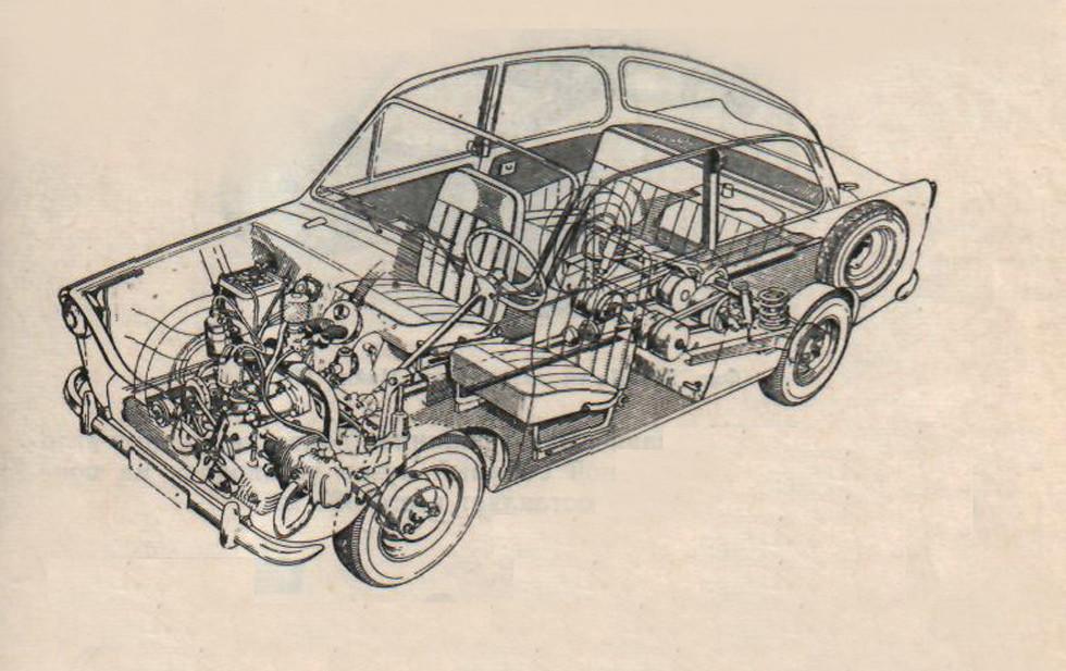 Самая главная особенность DAF 600 - бесступенчатая автоматическая трансмиссия