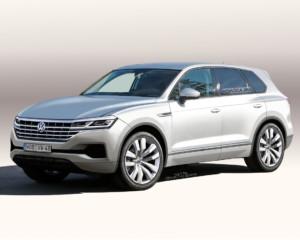 ����� Volkswagen Touareg: ������ �����������