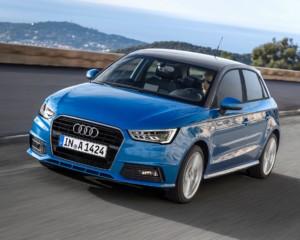 ����� Audi A1 �������� � 2018 ����