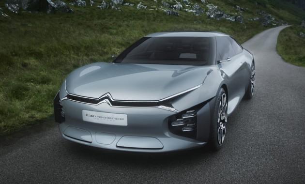Ситроэн представит концептуальный универсал наПарижском автомобильном салоне