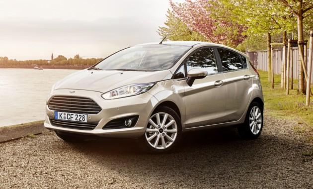 Обновленный тип Форд Fiesta могут представить уже внынешнем году