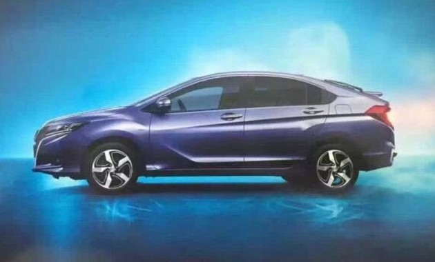 2-го сентября Хонда представит новейшую «пятидверку»