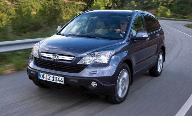 Хонда объявила в Российской Федерации отзыв 55 тыс. машин
