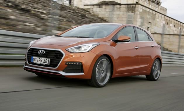 Хюндай может сделать конкурента Форд FocusRS