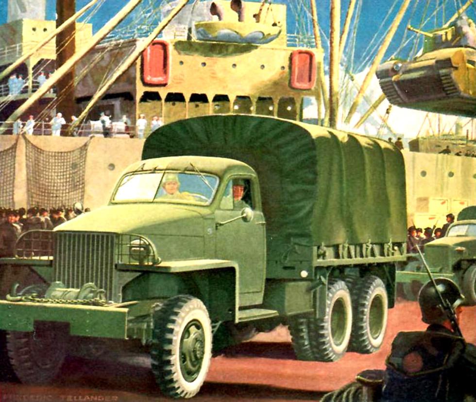 ������������ �������� �Studebaker � ������ �� ��� �� ����� �������� � 75-����� �����