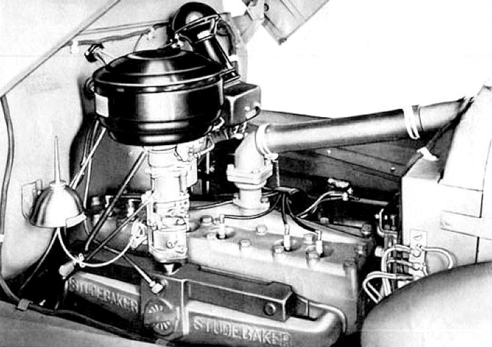 Простой и неприхотливый бензиновый мотор Hercules JXD