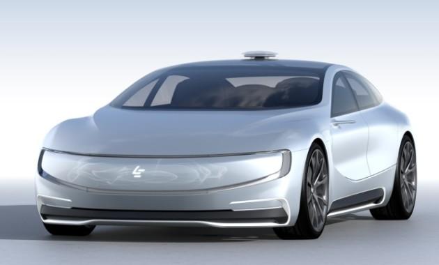 ВКитайской республике откроют завод для выпуска «убийцы Tesla»