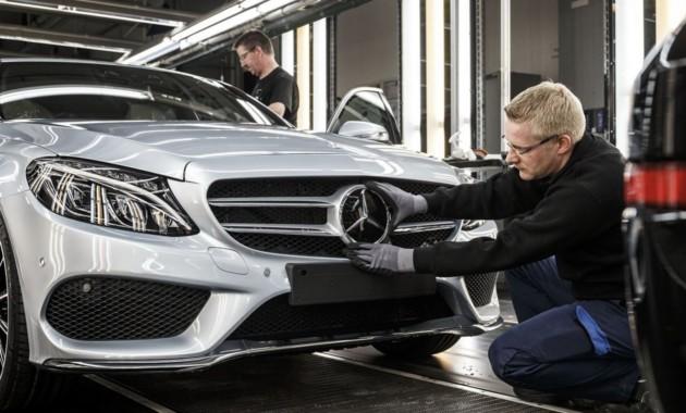11АвгРоссийский завод Mercedes появится не ранее 2019 года