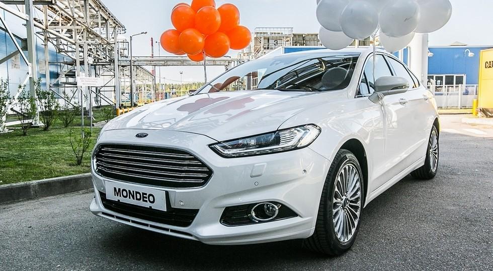 В РФ объявлены две отзывные кампании для Форд Mondeo