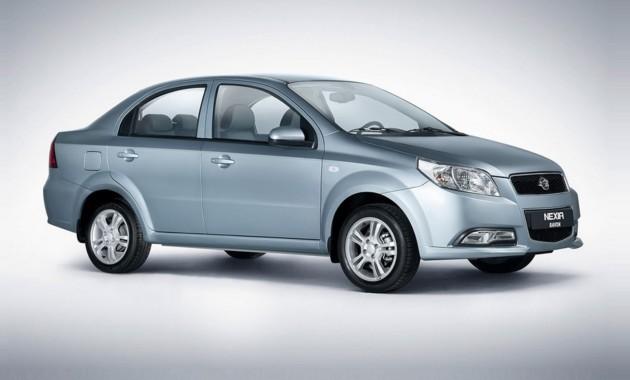 Узбекистан отправил в РФ первую партию новоиспеченной модели автомобиля Nexia