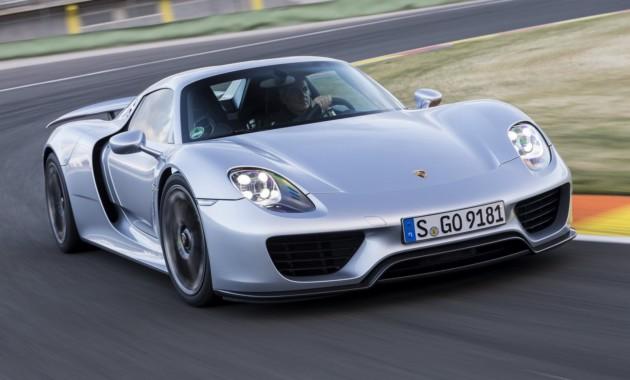 Porsche отозвала вРоссии один суперкар из-за ошибки вкаталоге