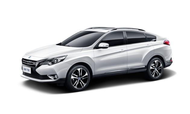 Ниссан иDongfeng представили кросс-купе совместной разработки
