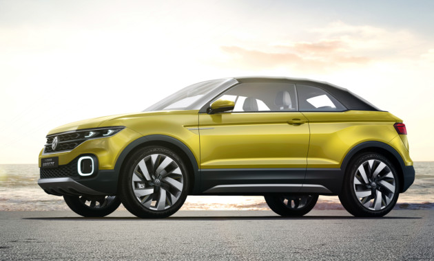 14АвгКроссовер Volkswagen Polo появится в 2018 году