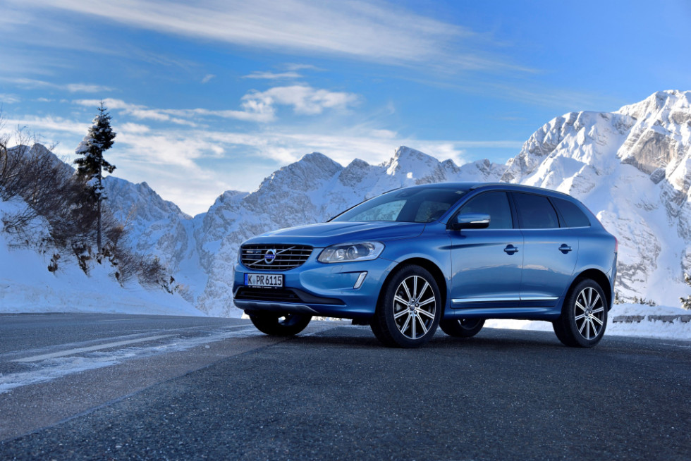 На фото: Volvo XC60