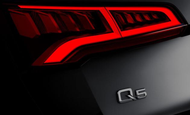 Ауди везет вПариж Q5 обновленного поколения