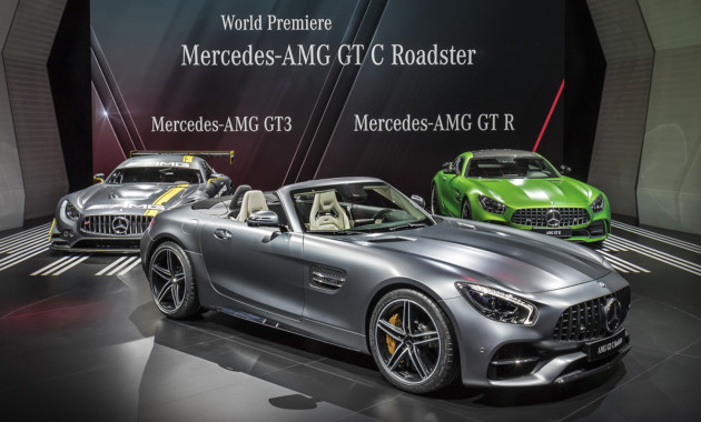 Mercedes разрабатывает гиперкар наоснове F1