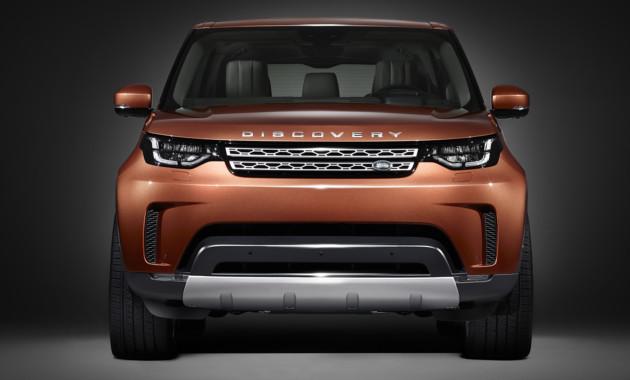 Автомобили Ленд-Ровер получили новые дизельные двигатели