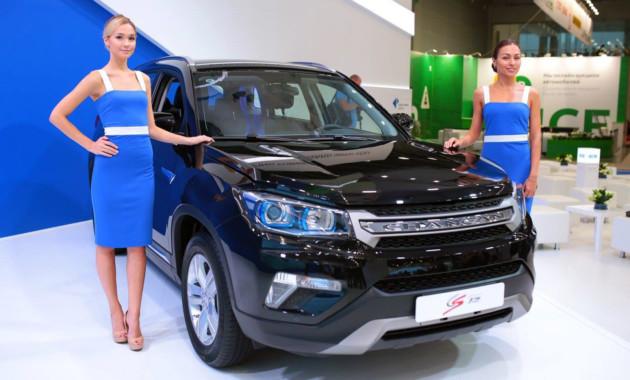 Вначале зимы в российской столице появится дилерский центр китайского производителя автомобилей Changan