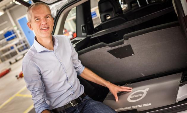 Автомобилисты изШвеции будут тестировать беспилотные автомобили Вольво