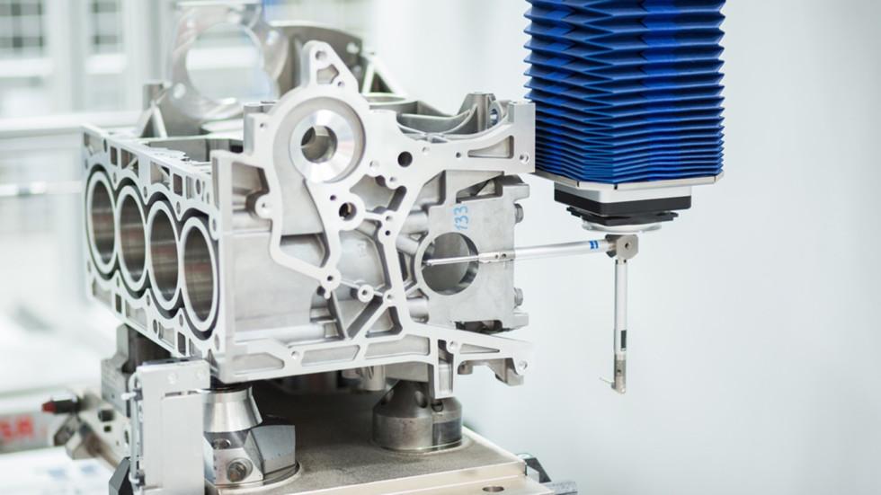 Двигатели Ford российского производства