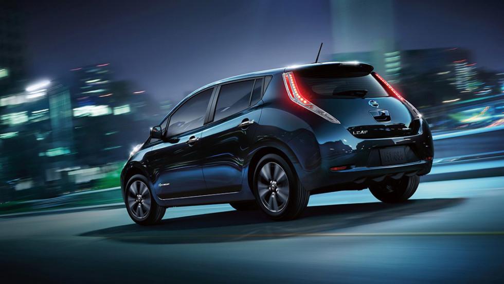 «Альянс Рено Nissan» стал лидером продаж электрокаров