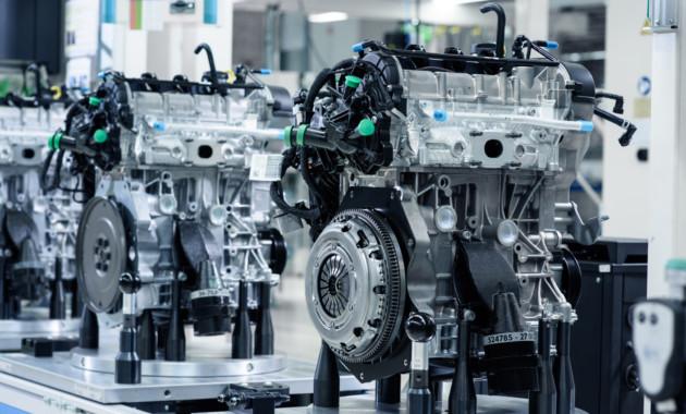 Завод VW вКалуге выпустил 100-тысячный мотор