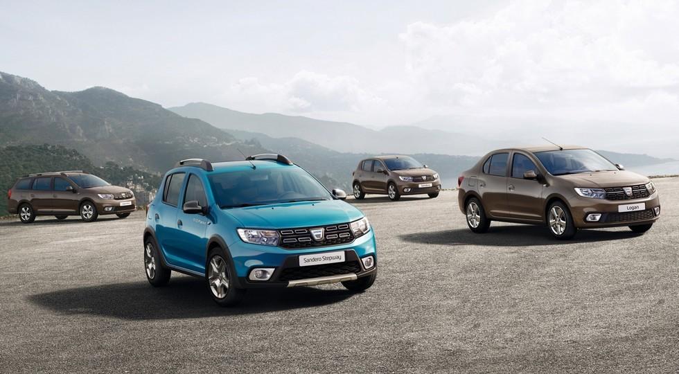 Румынский автобренд Дасиа на автомобильном салоне встолице франции представит свои обновленные модели