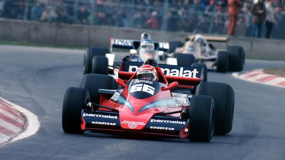 На фото: Brabham BT46 '1978