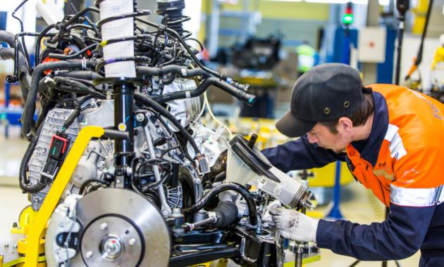 Форд увеличит закупки комплектующих для европейских заводов в РФ