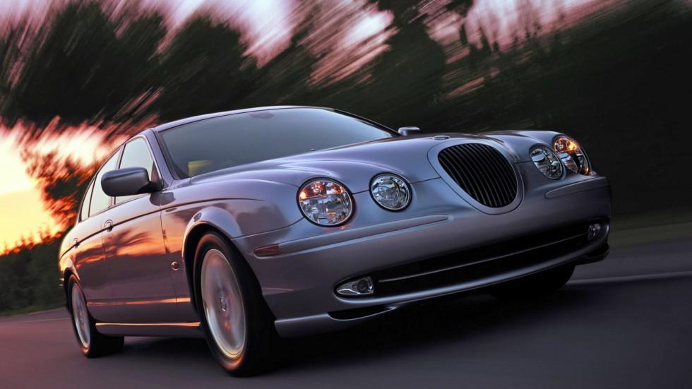 Запчасти на jaguar s-type 1999