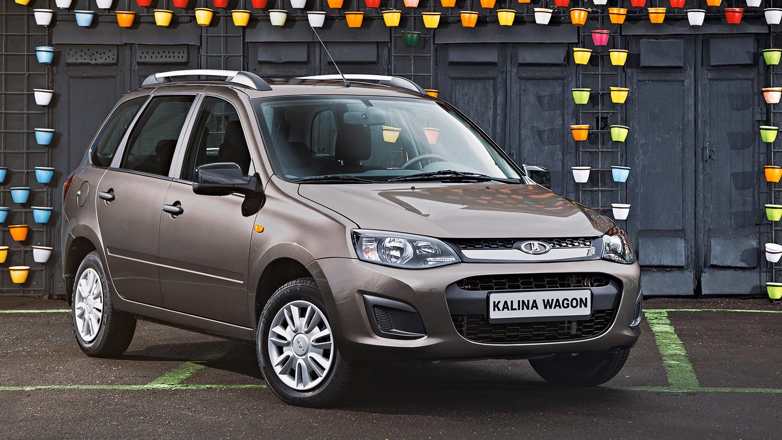 «АвтоВАЗ» готовится поменять платформу для моделей Kalina иGranta