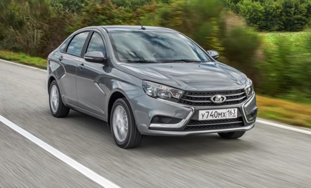 Волжский автомобильный завод отчитался оросте продаж авто Лада