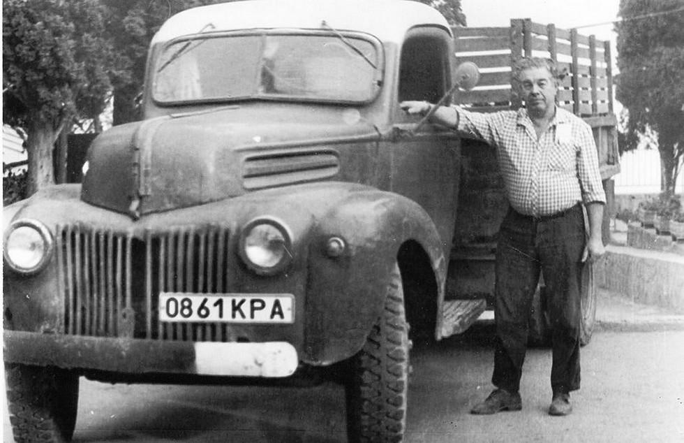 Лефтер-Краческо и этот Форд-6