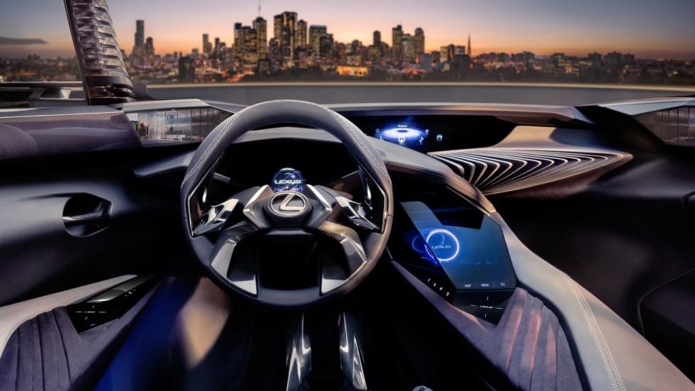 Новый концепт Lexus