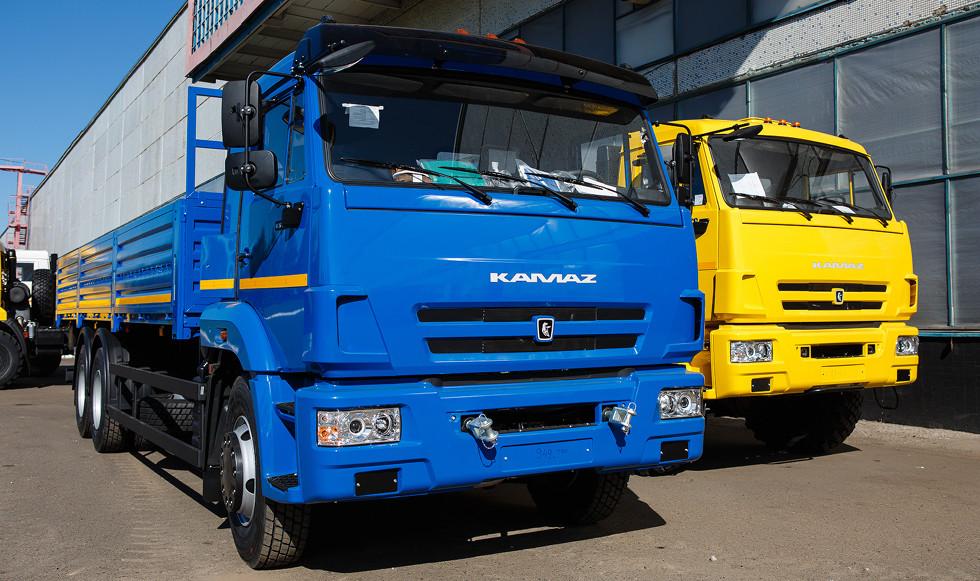«КамАЗ» оснастит свои грузовые автомобили системой голосового управления
