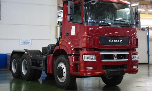 Кконцу 2016 году КАМАЗ представит несколько новых моделей фургонов