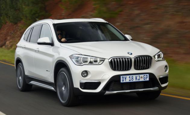 Компания БМВ объявила цены на БМВ X1 русской сборки