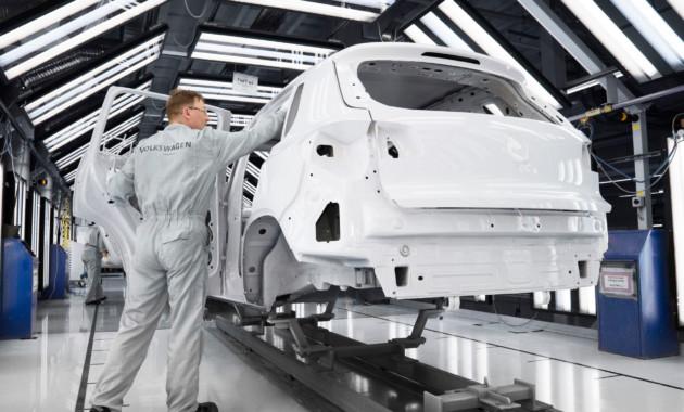 VW хочет увеличить продажи в Российской Федерации на10%