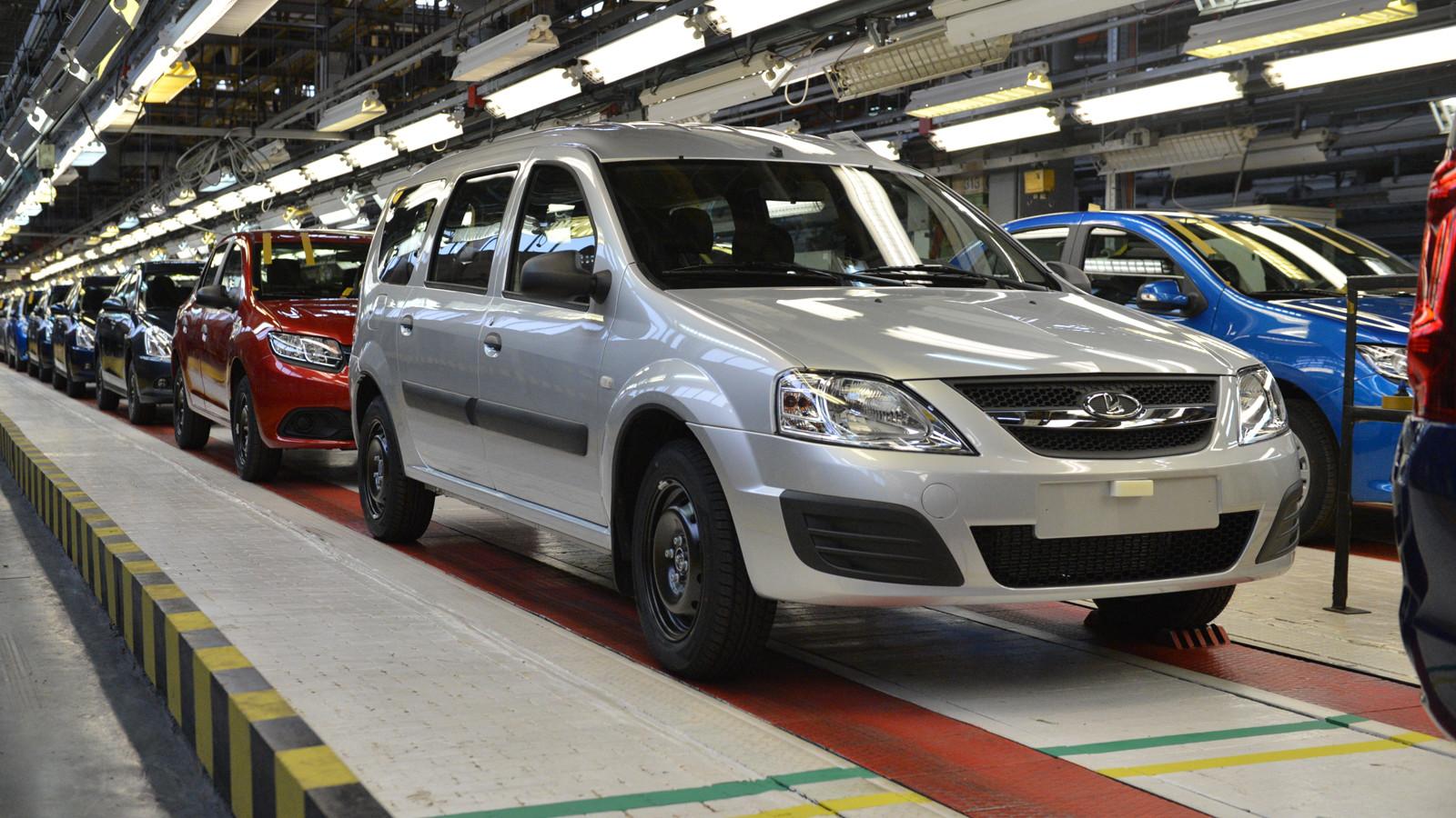 Минпромторг понизит поддержку некоторым секторам автопрома