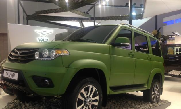 УАЗ Пикап иКарго превратили вавтомобили для спецслужб